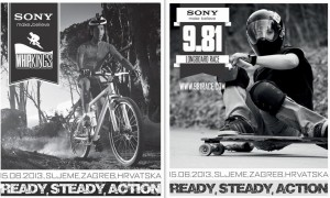 Sony - Ready-Steady-Action 2013 Sljeme